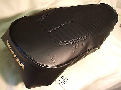 "Honda Gl1000 Seat Cover ""Quality"" Free Strap"
