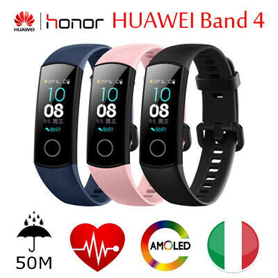 Huawei Honor Band 4 Bluetooth Smart Bracelet Armband 5ATM Fitness Tracker G5V7