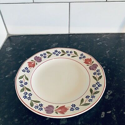 Adams Old Colonial 7 Inch Side / Salad / Bread Plate -  Staffordshire Pottery