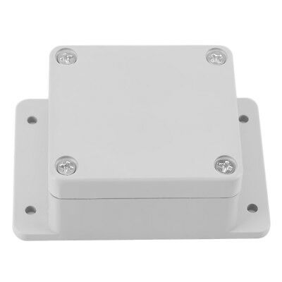 IP65 Square Waterproof Dustproof Junction Box Plastic Electric Enclosure Case S