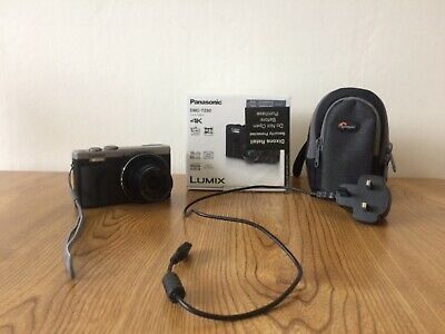 Panasonic DMC-TZ80 Lumix 18.1MP 4K 18.1MP Digital Camera - Silver