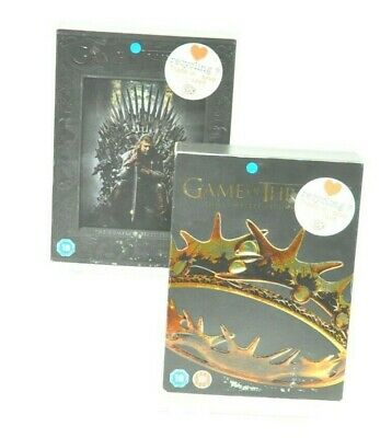 Game of Thrones DVDs - Season 1 and 2