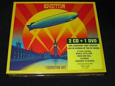 Led Zeppelin Celebration Day : [2Cd + Dvd] Edition New