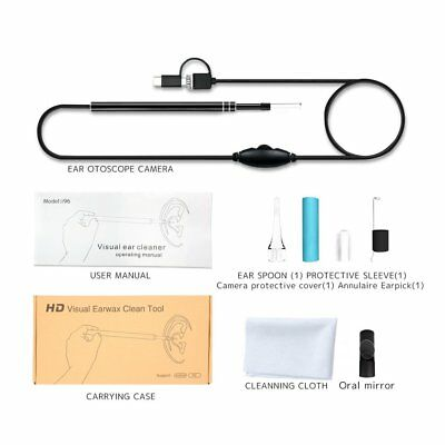 Wireless WiFi Ear Cleaner Earpick Endoscope 5.5mm Earwax Cleaning OtoscoGZ