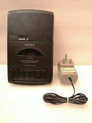 Sony TCM-939 Cassette Tape Player Recorder or  retro gaming BBC B Computer