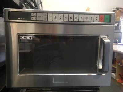 Refurbished Panasonic Commercial Microwave Ne1853/6