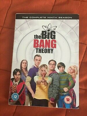 The Big Bang Theory Series 9 DVD