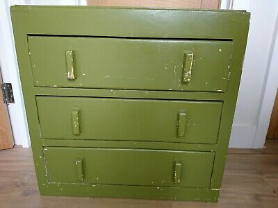 1930s Painted Small Drawers Shabby Chic