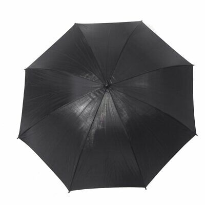 83cm 33in Studio Photo Strobe Flash Light Reflector Black Umbrella T1O9