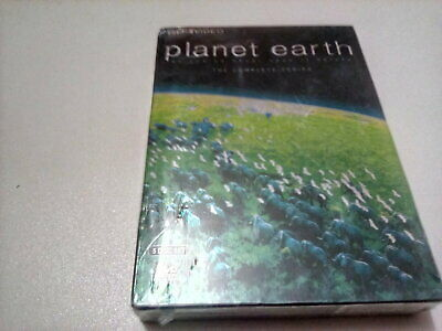 Planet Earth - The Complete Collection Brand New