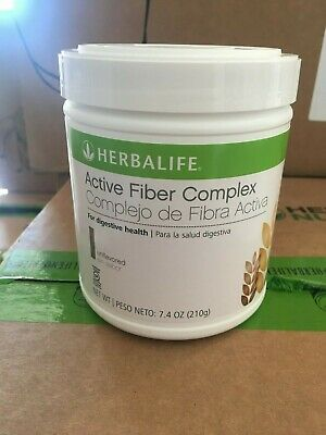 Herbalife Unflavored Active Fiber Complex- Digestive Health- Free Priority Ship