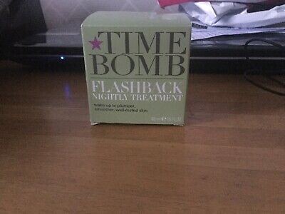 Lulu's Time Bomb Flashback Nightly Treatment, 45ml BNIB
