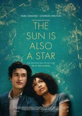 filmposter THE SUN IS ALSO A STAR