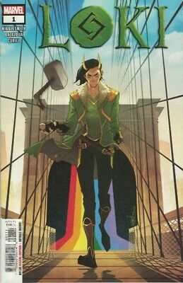 LOKI #1 MARVEL COMICS Daniel Kibblesmith 2019 EB44