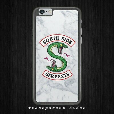 RIVERDALE SOUTH SIDE SERPENTS MARBLE GREY  Phone Case Cover for iPhone Samsung