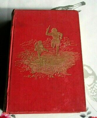 Rare: The Red Fairy Book : Andrew Lang : Longman : 1907 Hardcover