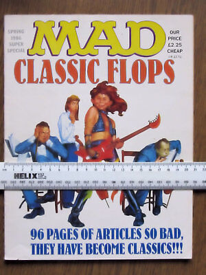 Mad Classic Flops Spring 1986 Super Special 96 Pages