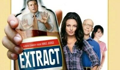 Extract DVD - DISC ONLY - no case