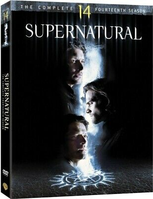 Supernatural: The Complete Fourteenth Season - NEW DVD PRE ORDER for 9/10/19!