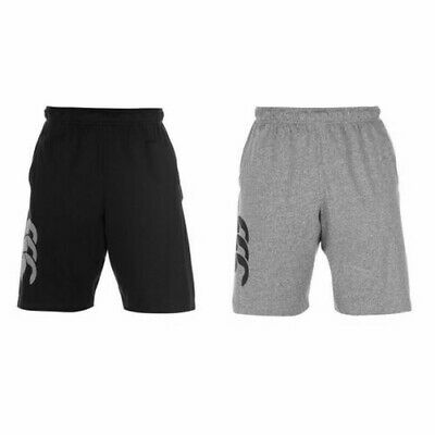 Canterbury CCC Logo Shorts Mens Bottoms Short Gym Fitness Sportswear