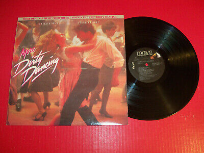 Movie Soundtrack To More Dirty Dancing 1988 Lp On Classic Rock Vintage Vinyl!