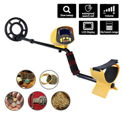 Metal Detector Accurately High Sensitive Treasure Hunter Detector for Forest