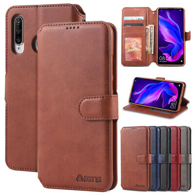 For Huawei P20 P30 Mate10/20 Lite Pro Wallet Case Card Holder Leather Flip Cover