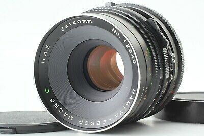 【Excellent+5】 Mamiya sekor macro c 140mm f4.5 for RB67 S SD From Japan #76938