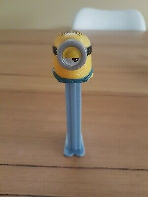 Minions Pez Dispenser Collectable