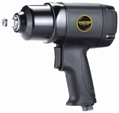 KC Tools 1/2 inch Drive Impact Wrench Air - Twin Hammer