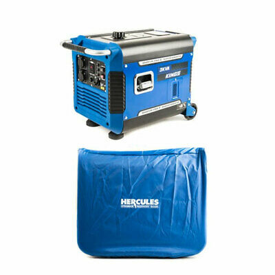 Adventure Kings Enclosed 3kVA Generator + 3kVA Generator Cover