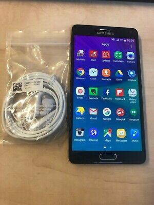 Samsung Galaxy Note 4 32GB Smartphone (Unlocked) - FULLY WORKING! SEE LISTING!