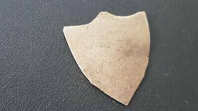 Stunning very rare Post Medieval heraldic  shield. A must read Description. L33o