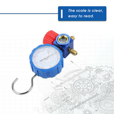 Air Conditioning Manifold Gauge R12 R502 R22 R410 R134A Manometer Valve Tool HOT