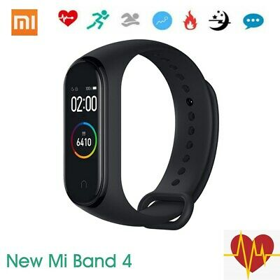 "2019 Xiaomi Mi Band 4 Smart Bracelet 0.95"" AMOLED 50M Waterproof Sport KG"