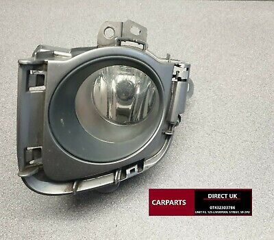 2011 Toyota Prius Passenger Side Front Fog Light With Holder 89210657