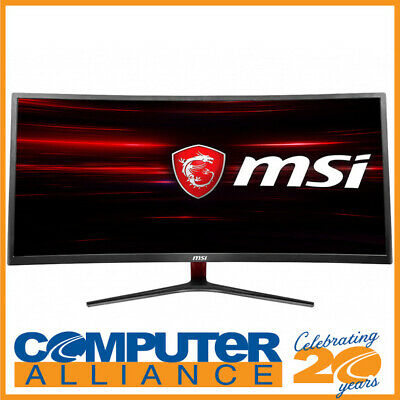 "34"" MSI OPTIX MAG341CQ Curved Gaming Monitor"