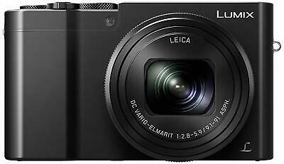 Panasonic Lumix DMC-TZ100EBK Compact Digital Camera - Black (25-250 mm, 10x Opti