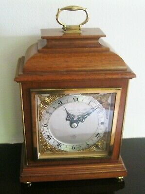 Elliot 8 day carriage clock . Retailed by Garrards London  . Excellent condition