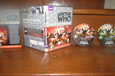 Doctor Who  Invasion of the Dinosaurs 2 Disc Sp. Edition Dr Who NEW/UNSEALED BBC