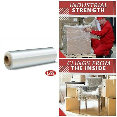 10-PACK PLASTIC SHRINK Film Indoor Window Kit 62X420 Heat