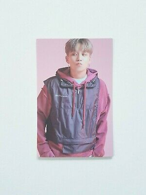 "K-POP ATEEZ Mini Album ""TREASURE EP.3 : One To All"" Official JongHo Photocard"