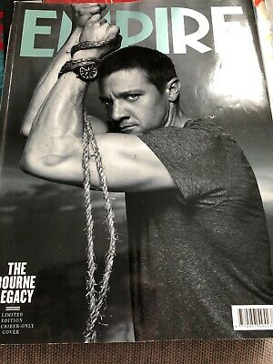 Empire Magazine - August 2012 - Limited Edition Cover - Gc - Free P&P
