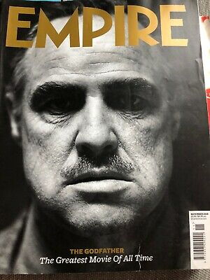 Empire Film Magazine November 2008 with 500 Greatest Movies Of All Time List