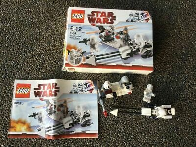 Lego Star Wars Snowtrooper Battle Pack 8084