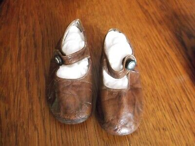 1900 Childs Leather Shoes