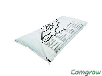 Guanokalong Complete Soil Mix 45L Bag Benefits  Added Rich Quality Guano Powder