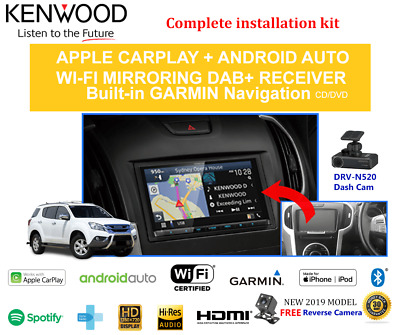 KENWOOD DNX9190DABS FOR Mazda 6 2008-2009 GH 1 - Car Stereo