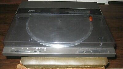 Technics SL-DL1 Turntable Linear Tracking Direct drive