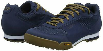 Giro Rumble Vr MTB Shoes Dress Blue//Gum 45
